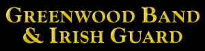 Greenwood Band & Irish Guard Logo