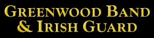 Greenwood Band & Irish Guard Logo